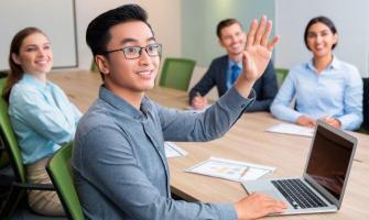 Empresa de treinamento em vendas